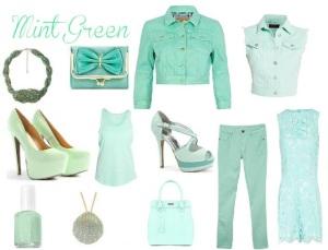 Mint GreenMH